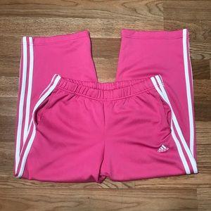 Adidas Women Climalite Running Pants Pink Size SML